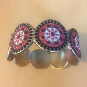 Lucky brand bracelet medallion style